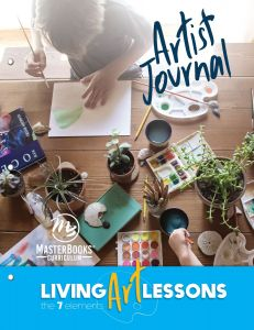 Living Art Lessons (Artist Journal)