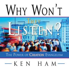 Why Won't They Listen? (MP3 Audiobook Download)