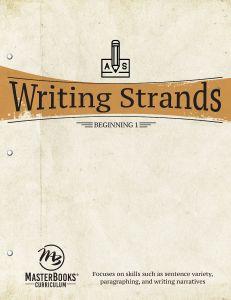 Writing Strands: Beginning 1