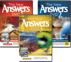The New Answers DVDs 1-3 Pack