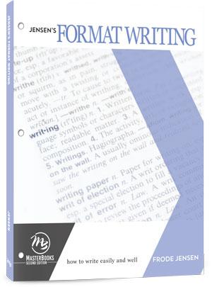 Jensne's Format Writing