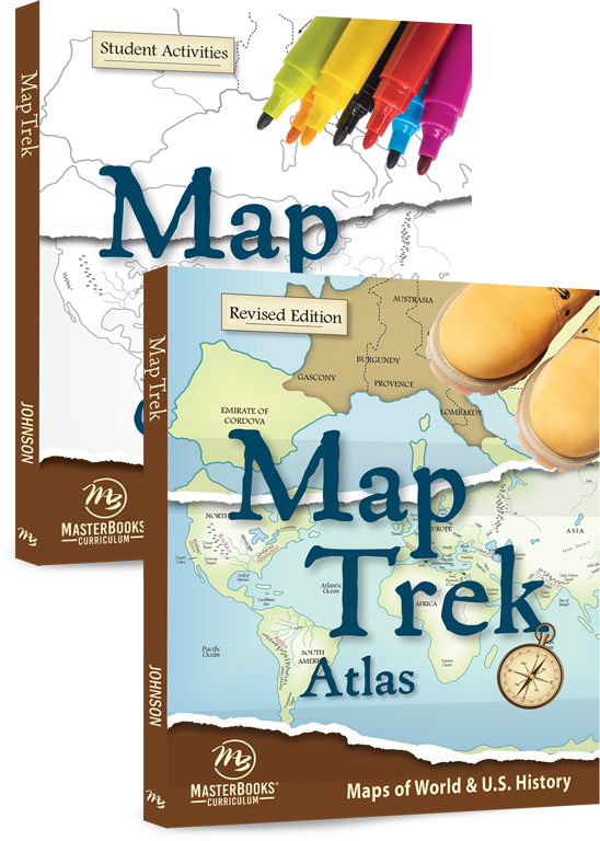 Map Trek: The Complete Collection