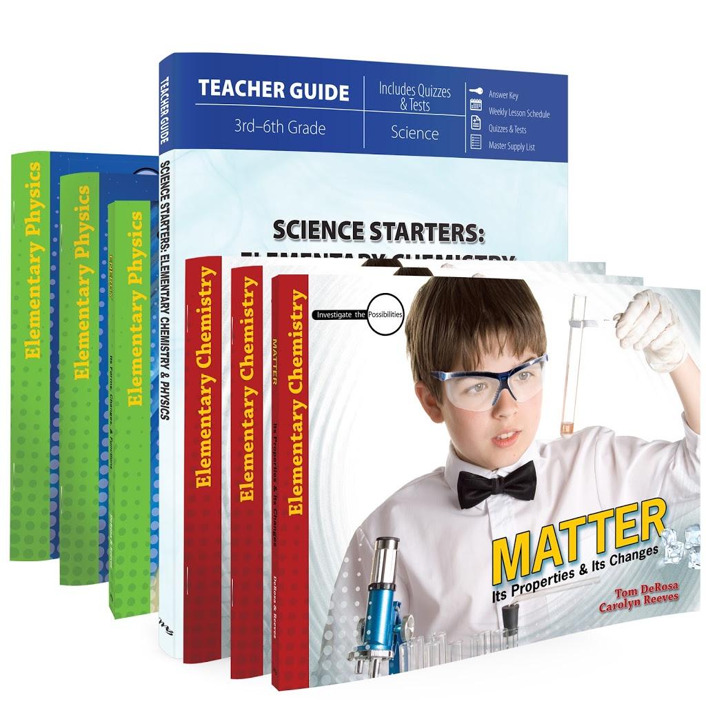 Elementary Chemistry & Physics