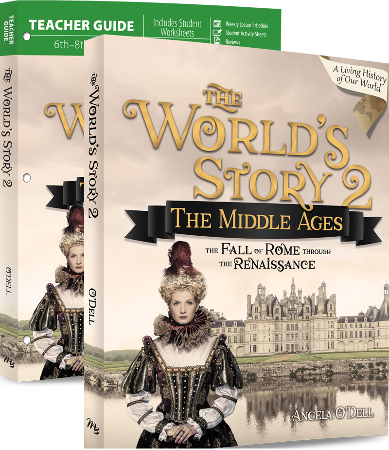 The World's Story 2