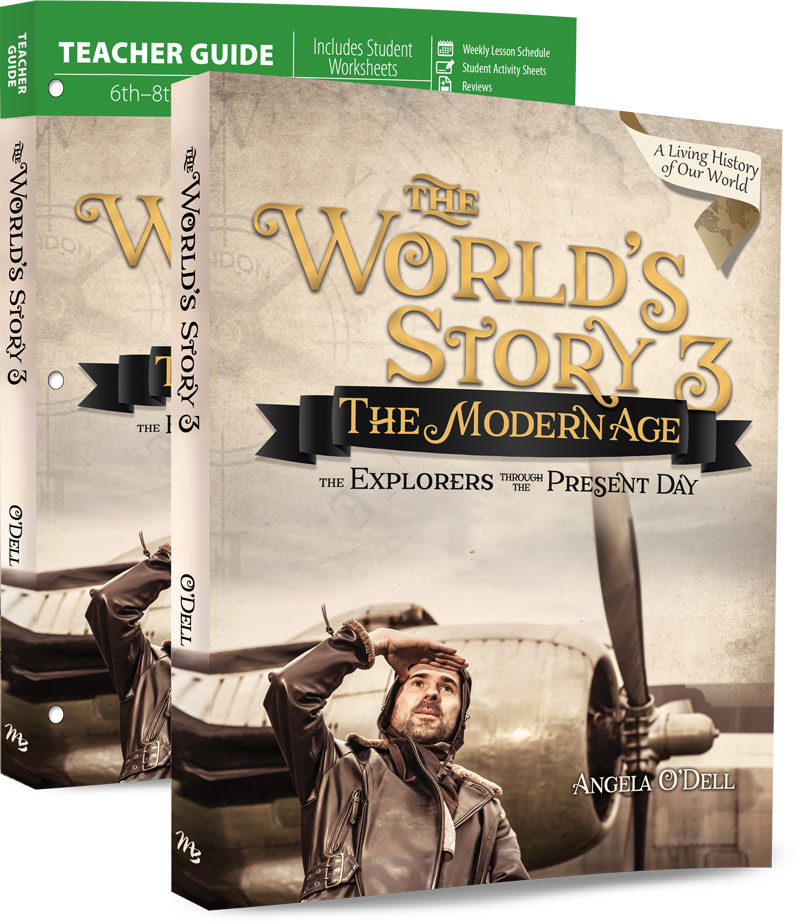The World's Story 3