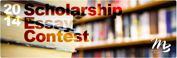 2014 Master Books Scholarship