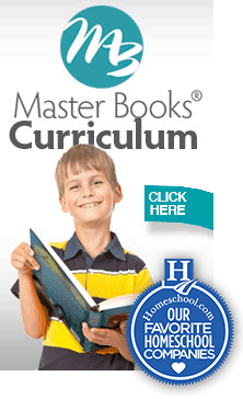 Find out more about Master Books Curriculum